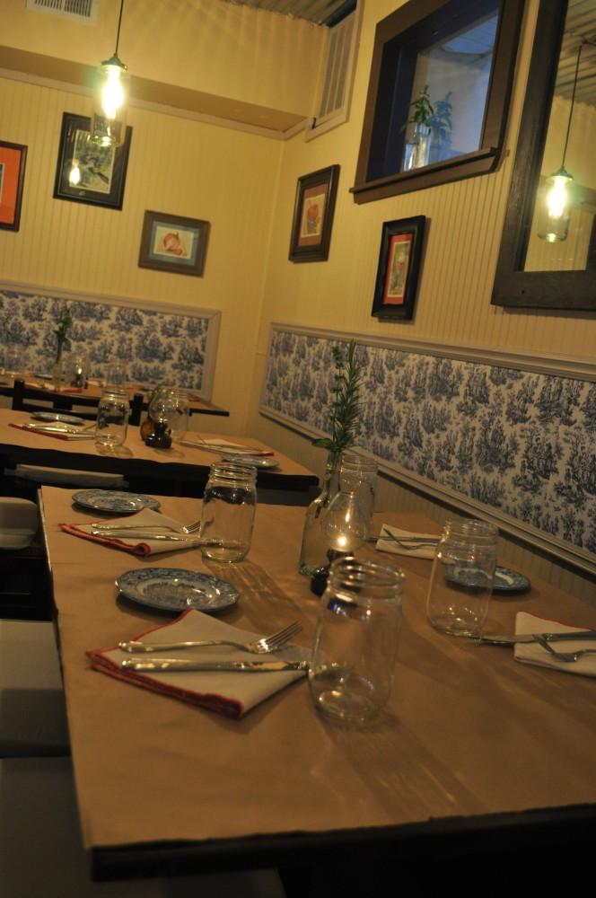 Charleston's Newest Restaurant (3/6)
