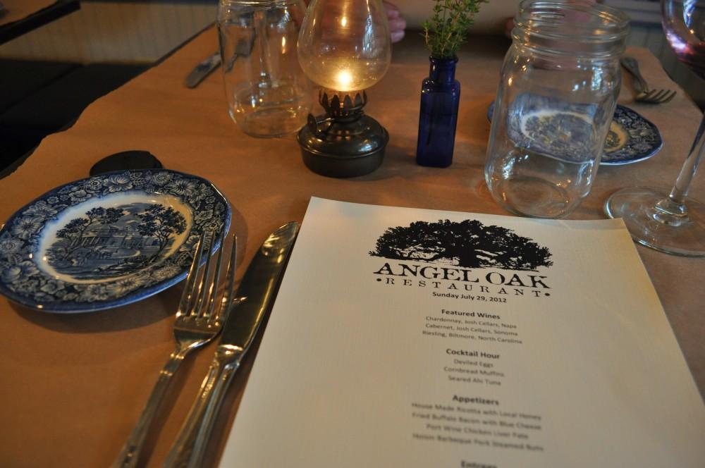 Charleston's Newest Restaurant (1/6)
