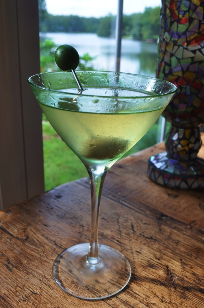 Jalapeno Martini: A Sassy Cocktail