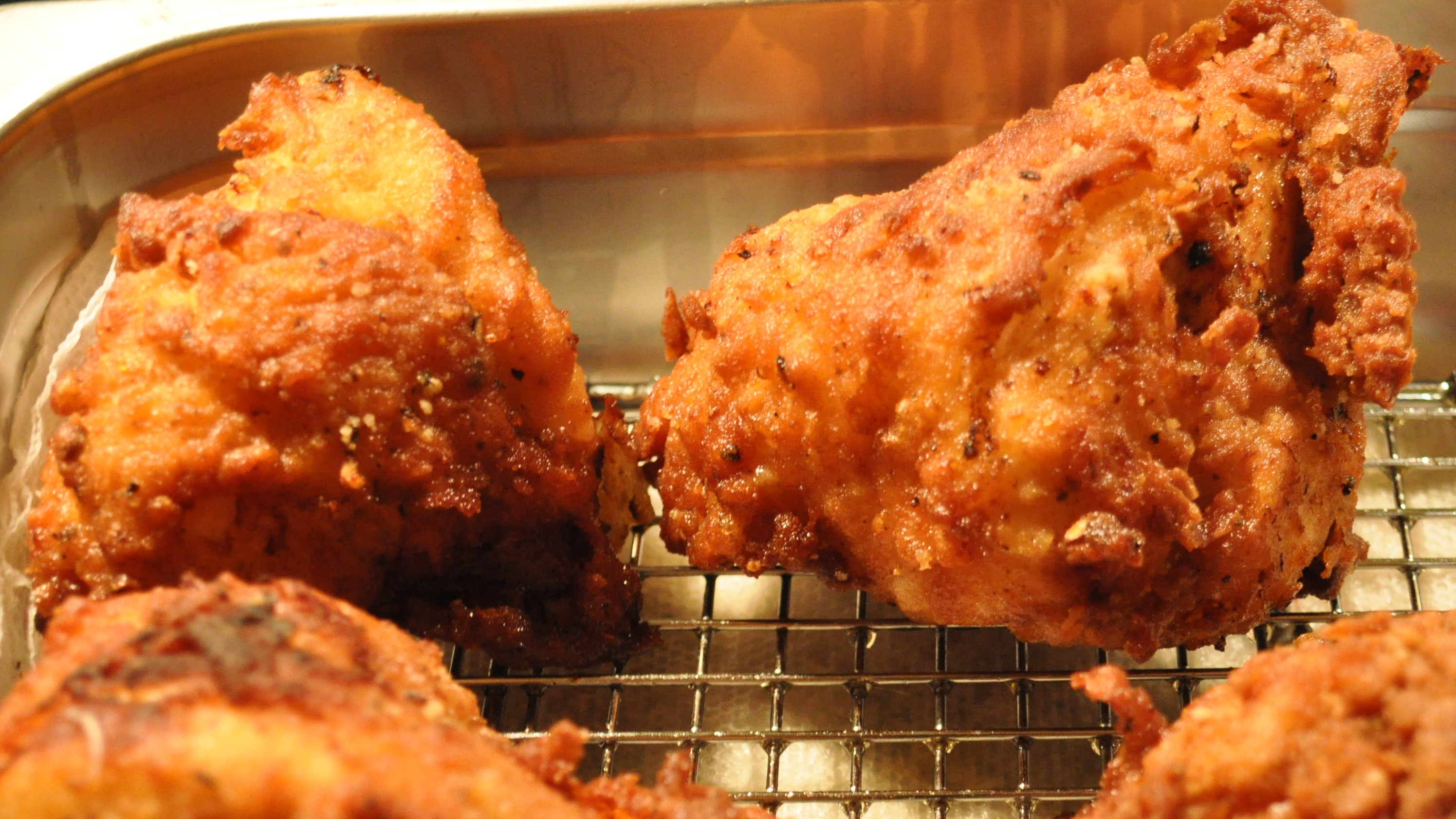 Best Fried Chicken EVER: French Laundry Style | The Sassy Spoon: Fun ...