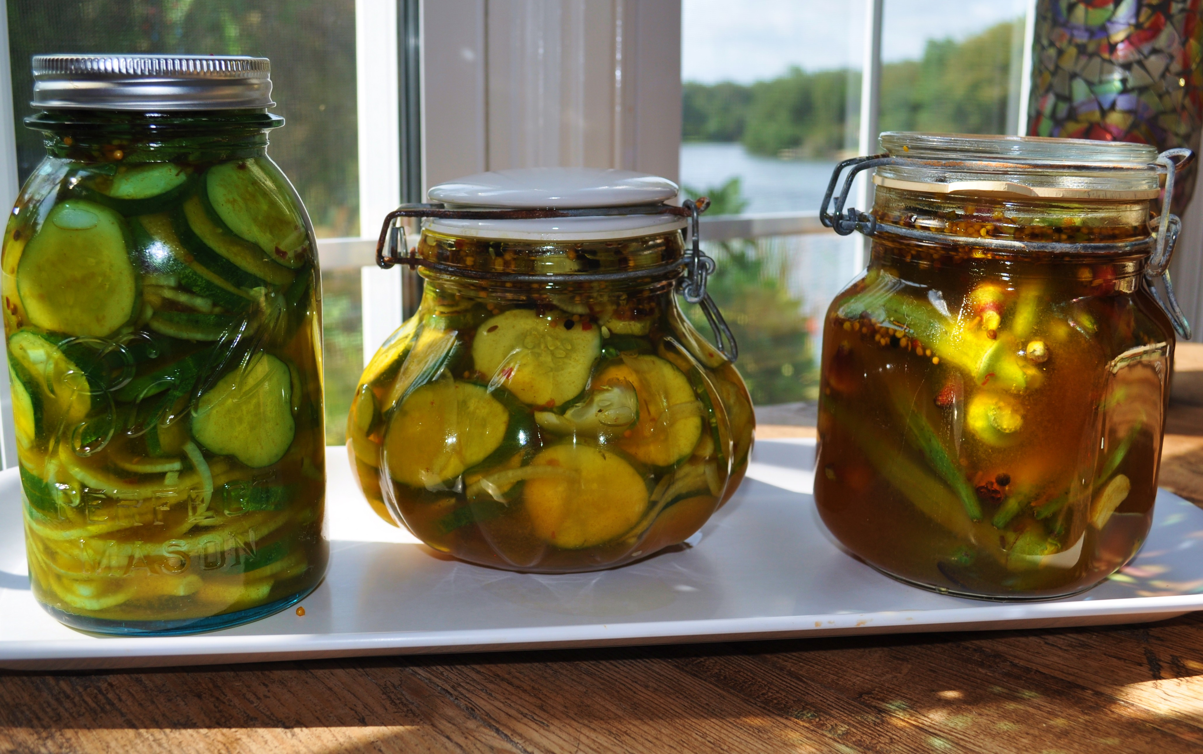 Cucumber recipes pickles easy