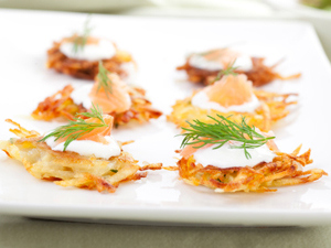Appetizer Potato Latkes