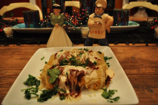 tamales plated 2