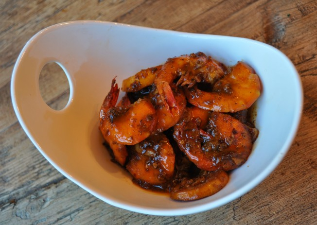 BBQ Shrimp in bpwl