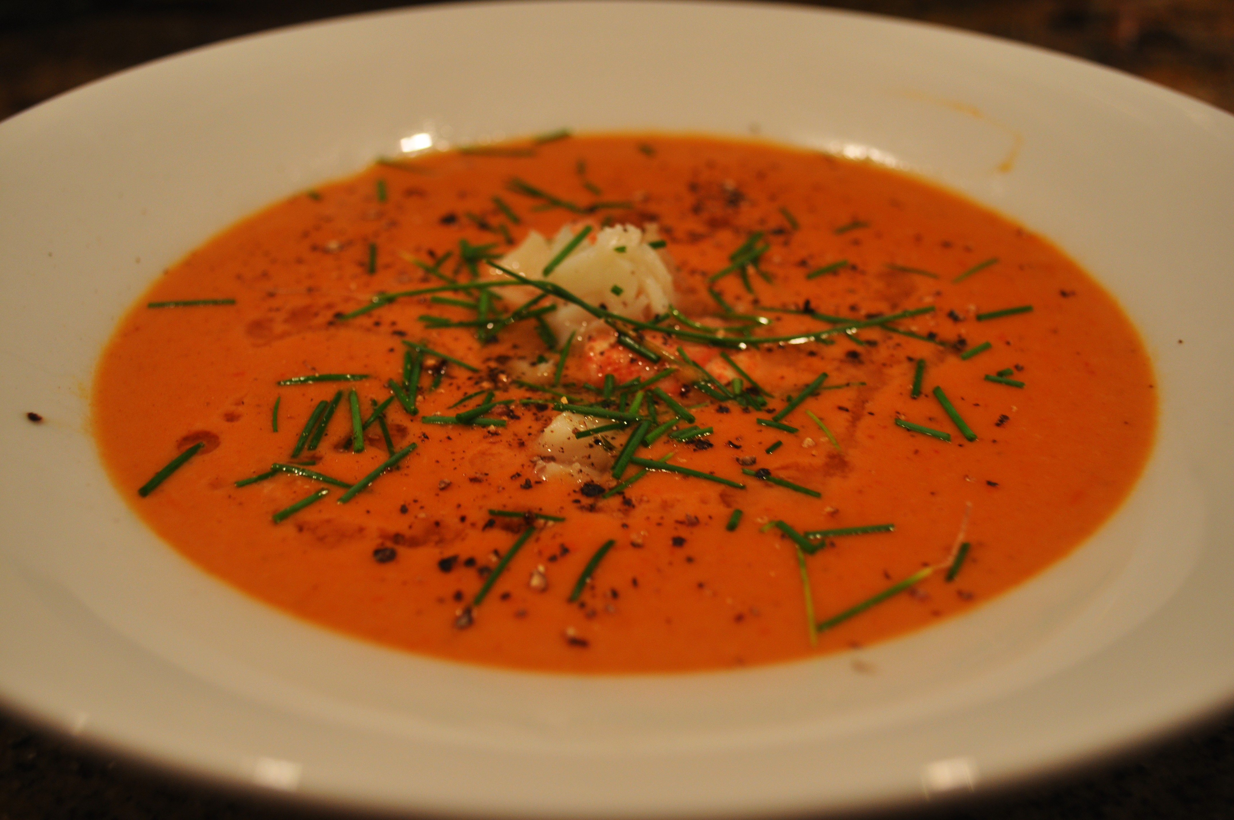 Easy lobster bisque soup recipes