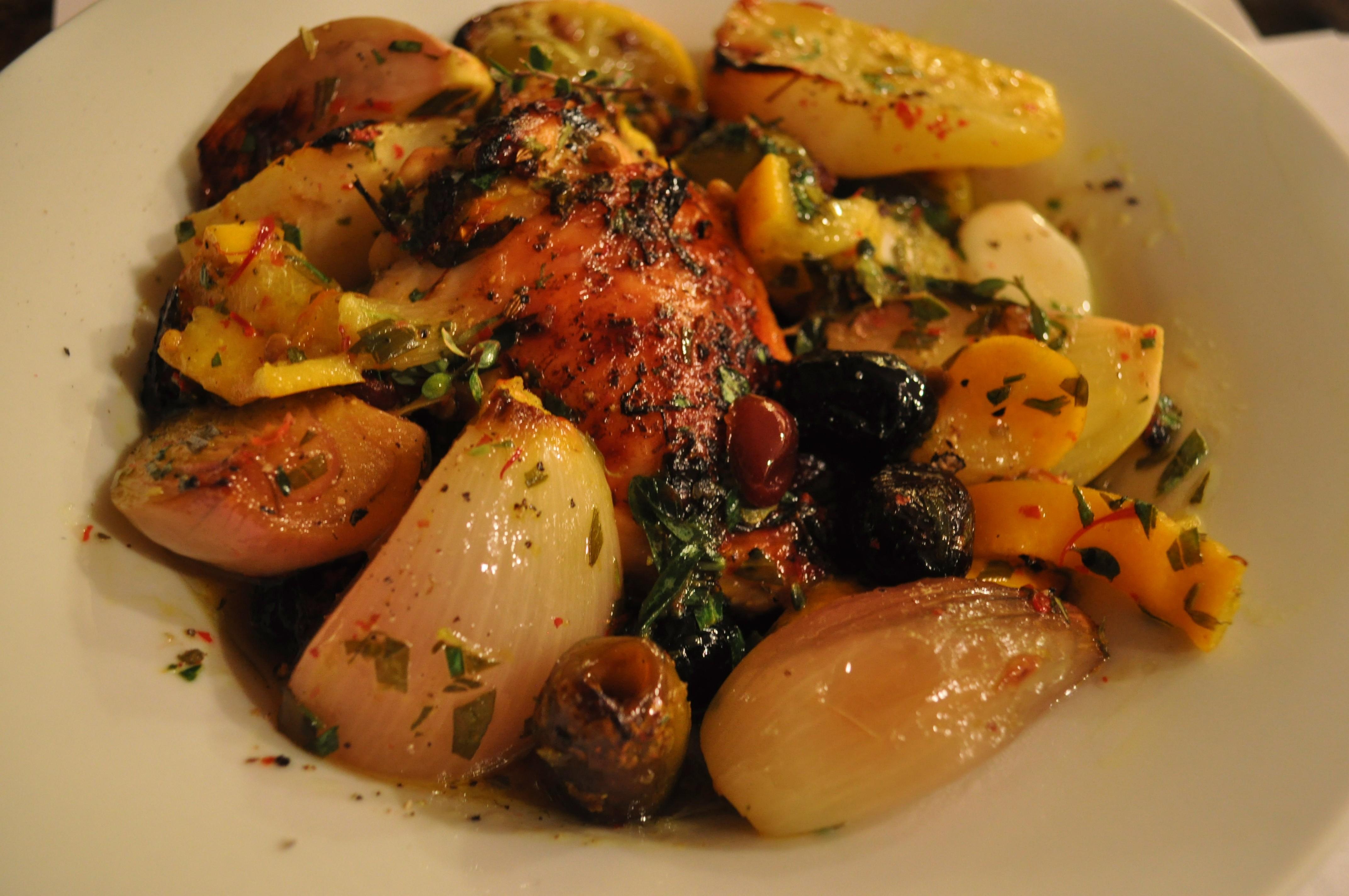 recipe: chicken jerusalem artichoke ottolenghi [34]